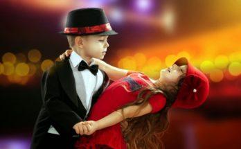 Taniec towarzyski dla dzieci i młodzieży