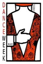 Pełne logo Danceweek