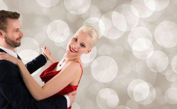 Taniec w parze na balu