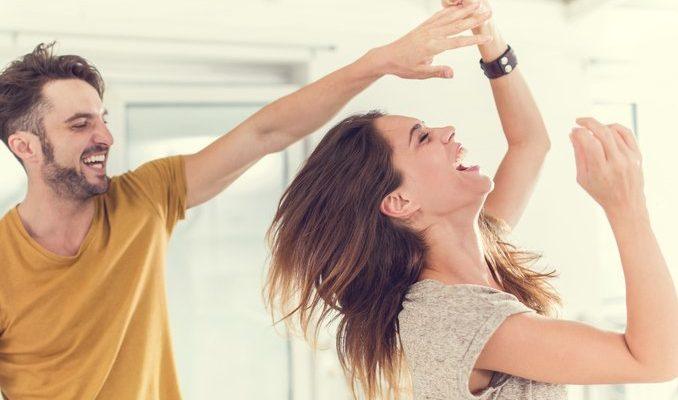 Taniec towarzyski w parach